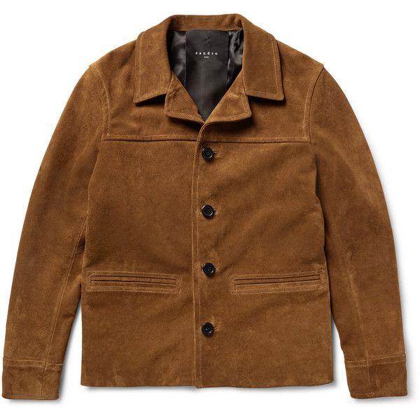 Best 25  Mens suede jacket ideas on Pinterest | Bomber sunglasses ...