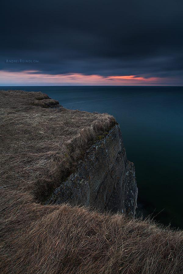 Baltic Klint, island of Öland, Sweden by Andrei Reinol