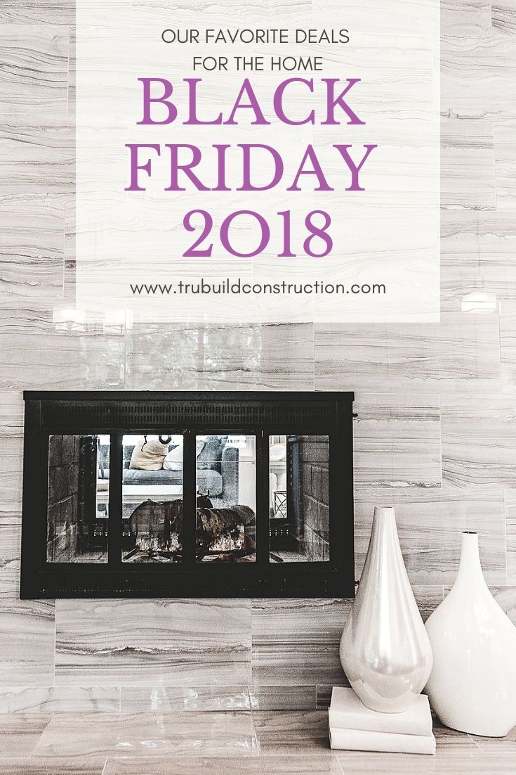 Our Favorite Deals For Home Goods Black Friday 2018 Start Shopping