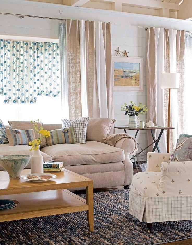 17 best images about coastal decorating ideas on pinterest for Warm neutral living room ideas