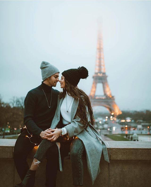 Paris é sempre uma boa ideia Fotografa onewayticketriplove paris torreeiffel   – París fotos