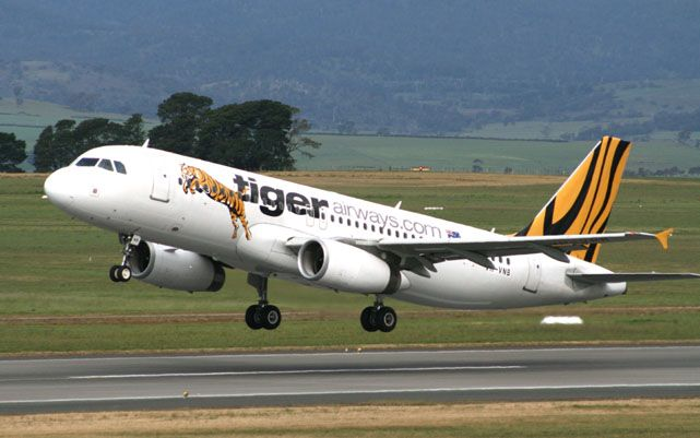 """""""Tiger Airways, the low cost carrier connecting Indian cities to Singapore & Beyond"""""""