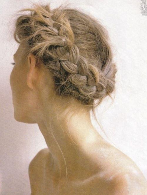 hair: Braids Hairstyles, Hair Beautiful, French Braids, Braids Hair Style, Wedding Hair, Hairstyles Tutorials, Summer Braids, Crowns Braids, Hair Inspiration