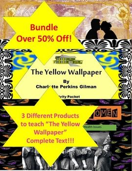 a feminist message of charlotte perkins gilman in the yellow wallpaper Charlotte perkins gilman's 1892 short story, the yellow wallpaper is a valuable piece of american feminist literature that reveals attitudes toward the psychological health of women in the nineteenth century.