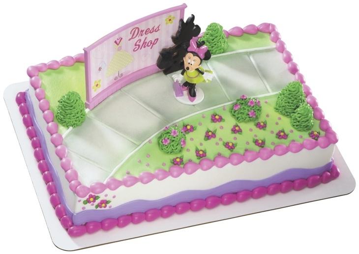 Buy locally minnie mouse cake cake decorating kits minnie