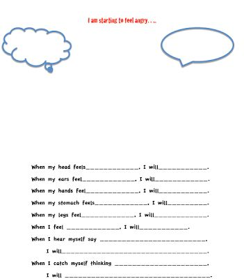 Printables Mental Health Worksheets 1000 images about ot mental health worksheetsprintables on what to do when i get angry worksheet perfect for small grp counseling