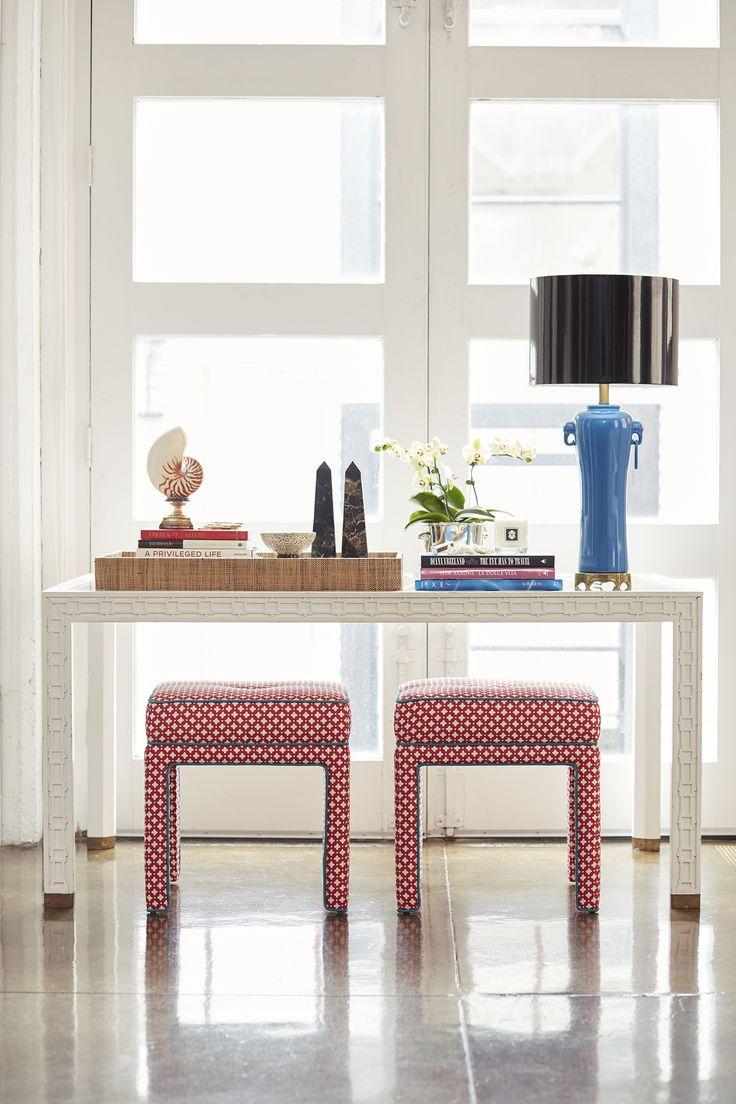 Portfolio interior design diane bergeron interiors - Diane Bergeron For Arthur G Ottoman Bench Californian Glamour Australian Made