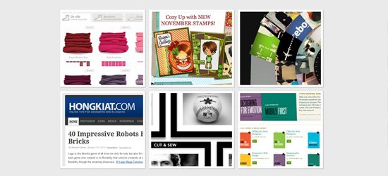 6 Cool Image Captions with CSS3