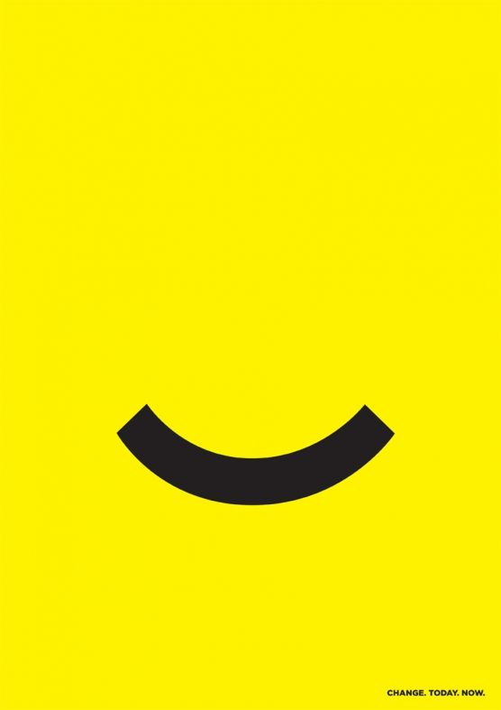 Smile by Peter Chmela. Available at Society6 >>> http://society6.com/PositivePosters/Smile-jPV_Print