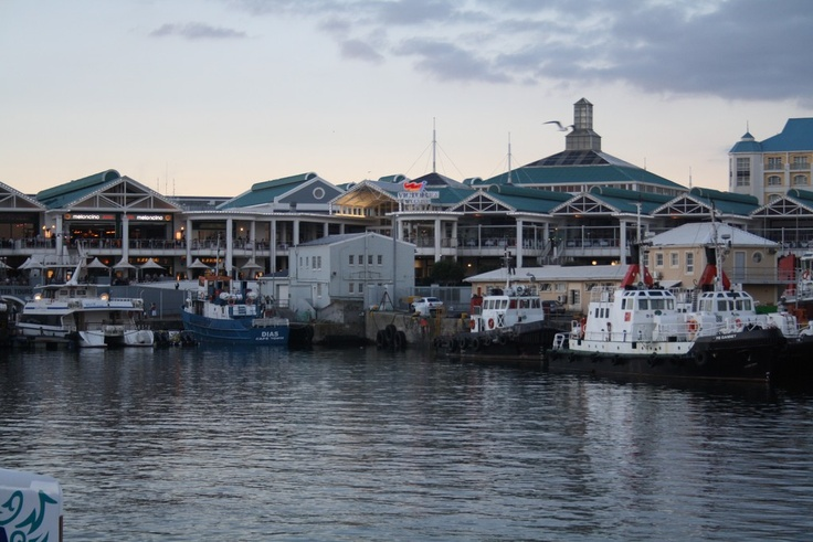 Down at the Victoria and Albert Waterfront, Cape Town #capetown #southafrica