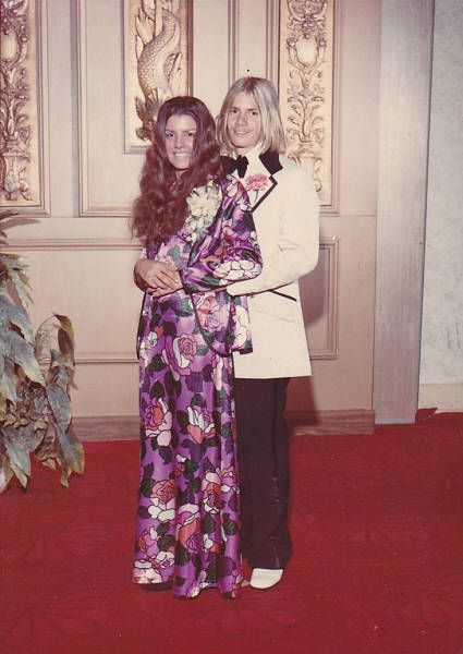 decked prom 1970s