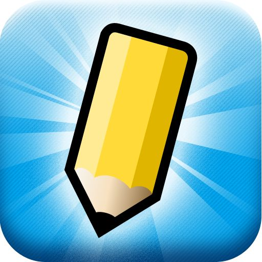 This is the app icon for draw something what is the best for Online drawing app