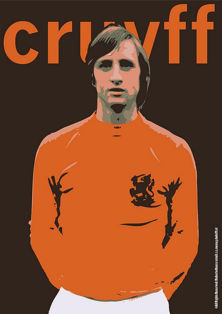 Football heroes: Johan Cruyff