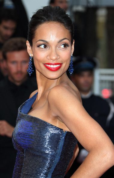 Rosario Dawson at the 64th Festival de Cannes awards gala. May 22, 2011 Cannes, France.