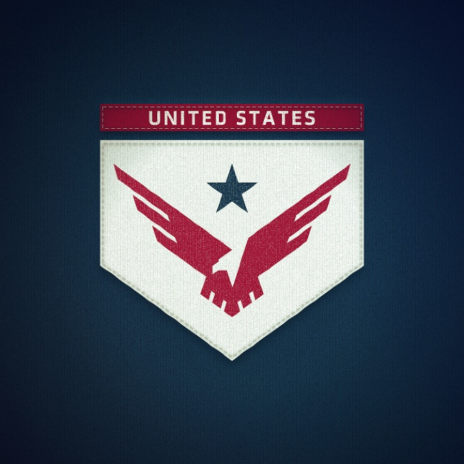 National Identity Concepts by Fraser Davidson #logo #logos #design  #branding #graphic #Pinterest