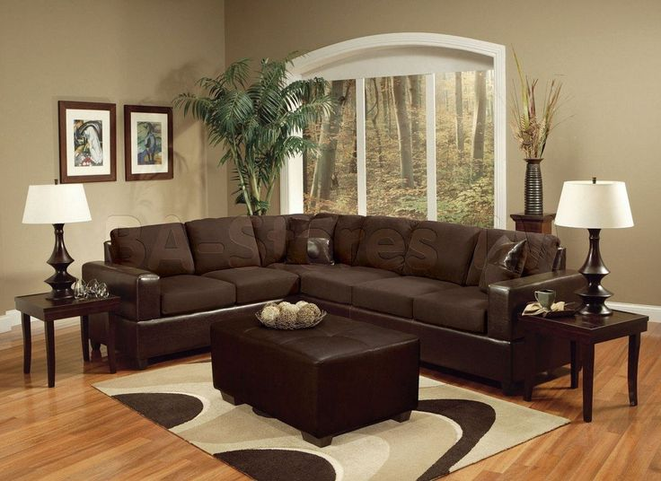 Living Room Paint Colors with Brown Couch Paint Colors for ...