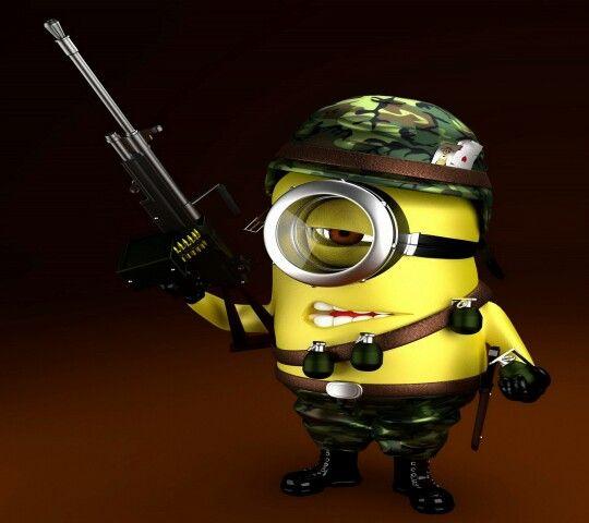 Army Minion #MINIONS