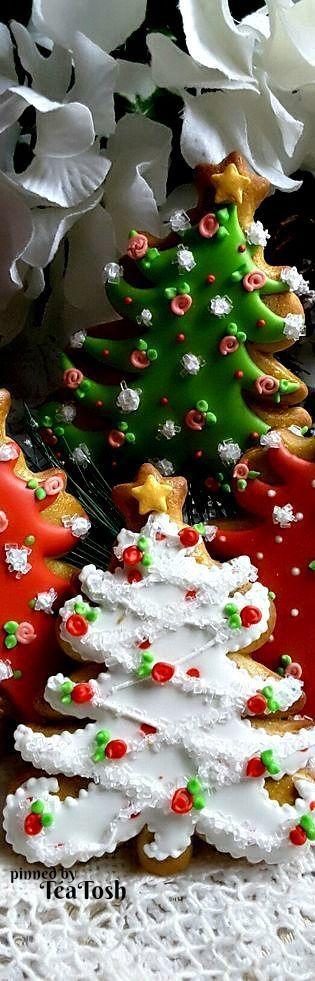 ❇Téa Tosh❇ Christmas Cookies