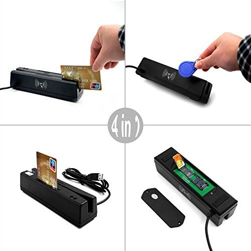 Best price on Zcs160 EMV Certificated USB 4-in-1 Credit Card Reader China Iso Qualified Manufacturer Magnetic Reader Rfid/nfc 13.56mhz Ic/emv Smart Card Psam Card Reader &Writer Sdk  See details here: http://computersnewshop.com/product/zcs160-emv-certificated-usb-4-in-1-credit-card-reader-china-iso-qualified-manufacturer-magnetic-reader-rfidnfc-13-56mhz-icemv-smart-card-psam-card-reader-writer-sdk/    Truly a bargain for the inexpensive Zcs160 EMV Certificated USB 4-in-1 Credit Card Reader…