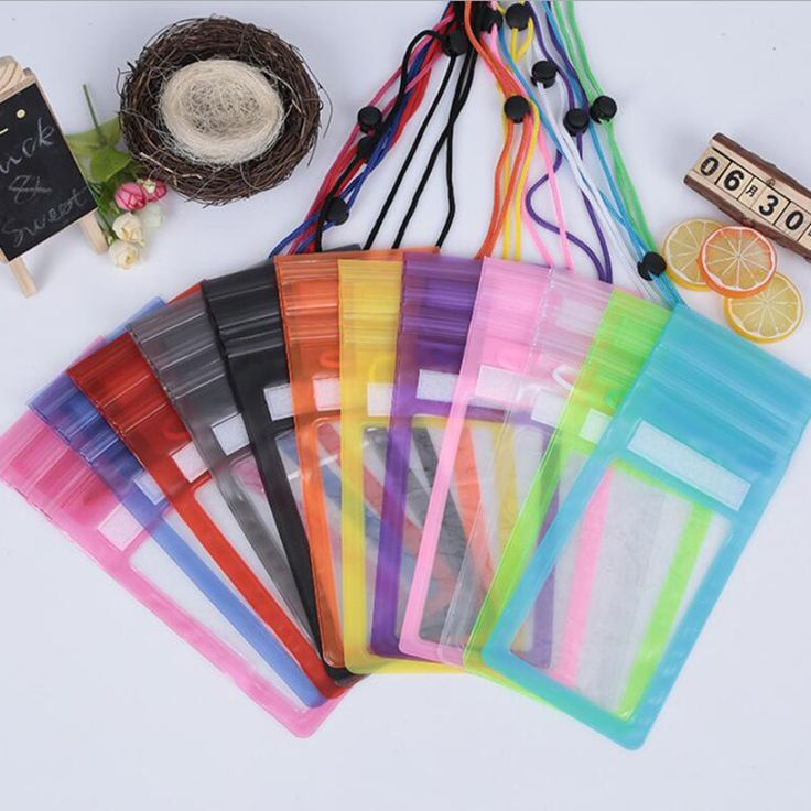 New Clear Waterproof Pouch Case Cover For 6.0 inch Phone Camera Mobile phone Waterproof Bags for IPHONE 4 4S 5 5S 6 6S PLUS