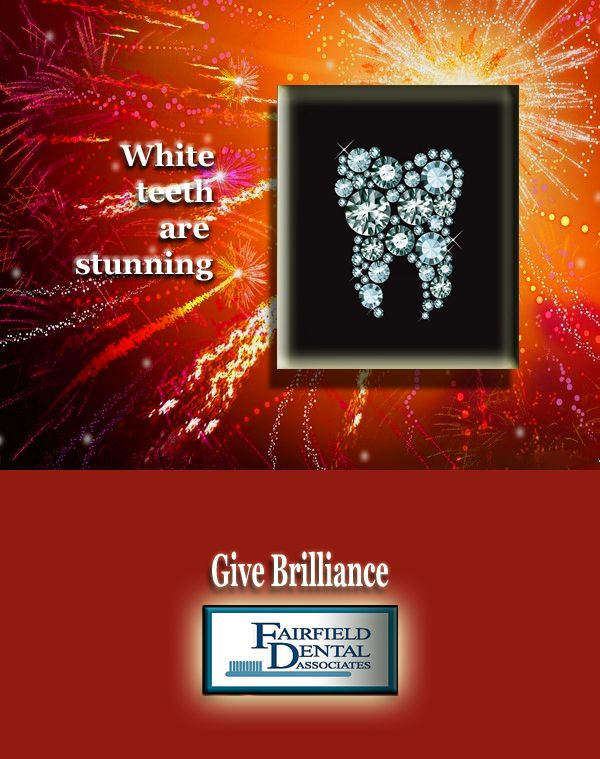 Give #cosmetic #Dental #Giftcertificates from #Fairfield Dental Associates http://www.fairfielddentalassociates.com/fairfield-dental-associates-gift-certificates