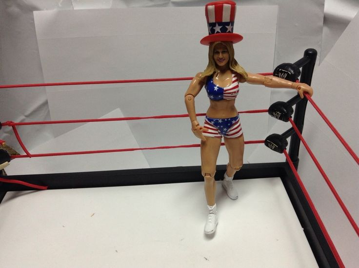 Torrie Wilson, WWE Diva Figure, The Great American Bash, Jakks, Rare. $19.99