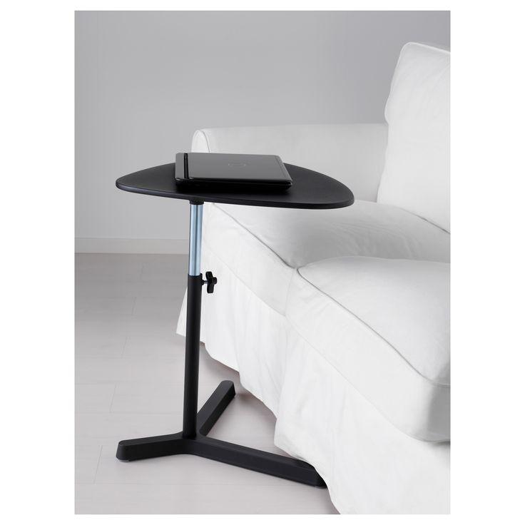 20 euro svartasen ikea room pinterest laptop table office desks and tables. Black Bedroom Furniture Sets. Home Design Ideas