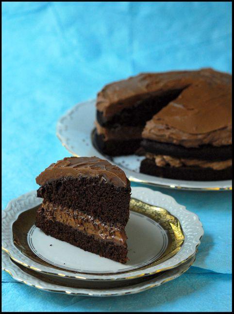 Sjokoladekake med Guinnes