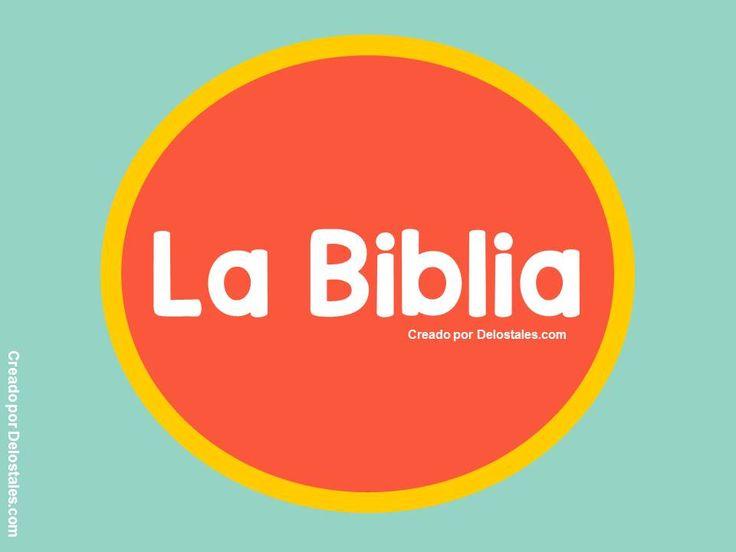 En este tablero encontrarás recursos gratuitos e ideas para enseñar sobre la Biblia  con tus niños en la escuela dominical, célula de niños, hora feliz o en tus devocionales en casa.