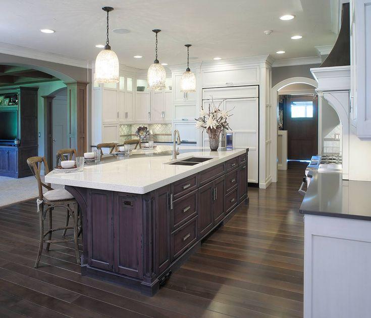 223 best Kitchens images on Pinterest | Kitchen dining, Kitchen ...