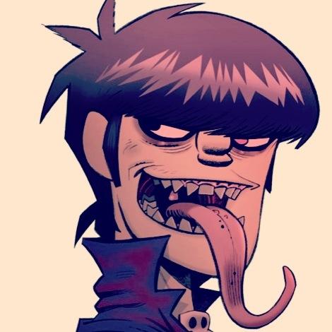 Murdoc Gorillaz Demon Days 245 best Jamie Hewlett...