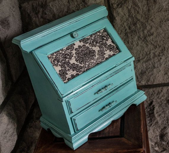 117 best Jewelry Boxes images on Pinterest Jewel box Jewelry box