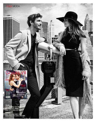 Augden + Julija Nydal + Gloria Magazine