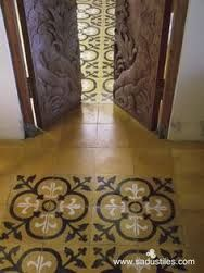 Image result for bali cement tile floor