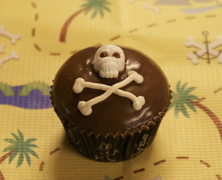 17 Images About Pirate Cupcake Ideas On Pinterest