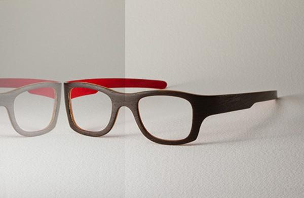 KraaKraa Eyewear Perfect glasses from wood. Great thanks for Matti Hänninen for making these.