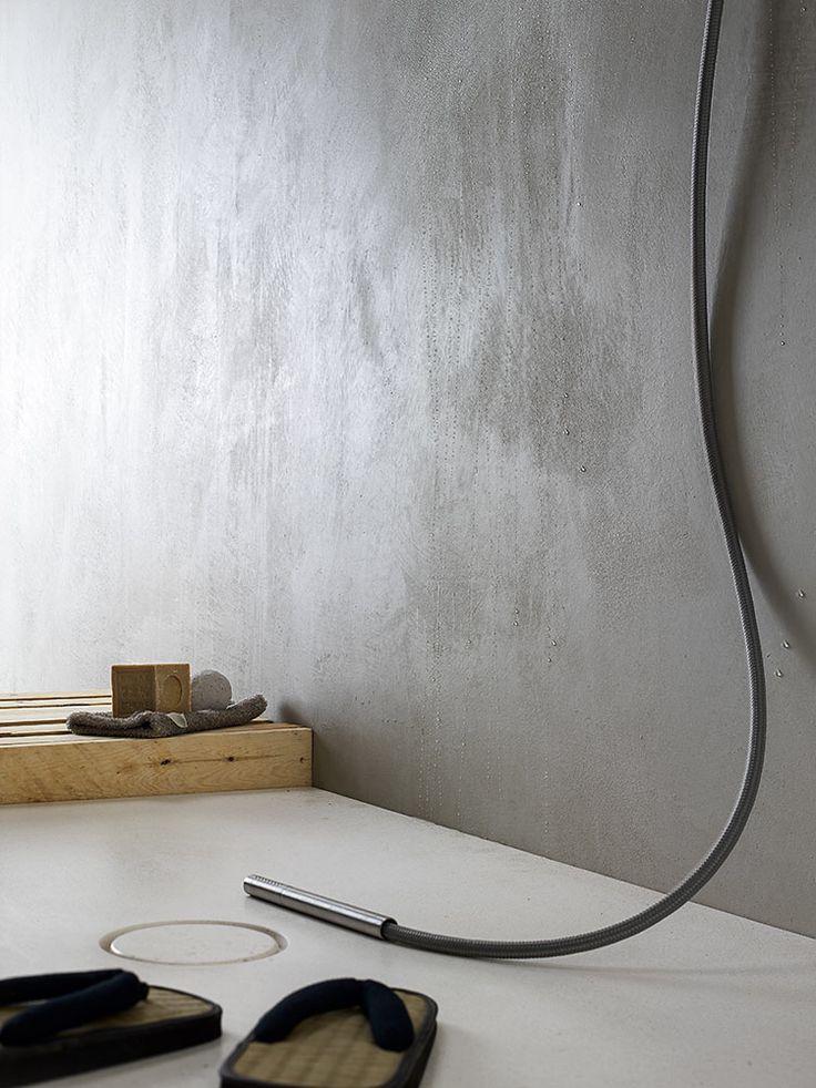 Marmorino hydro Contemporary bathroom designs,