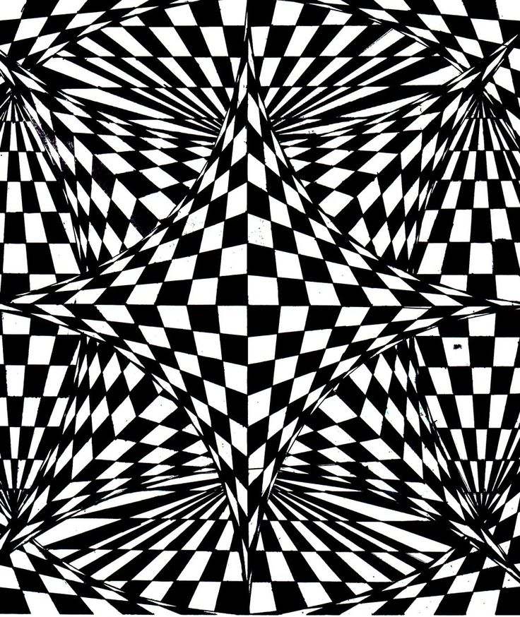 free coloring page coloring op art illusion optique sky amethyst