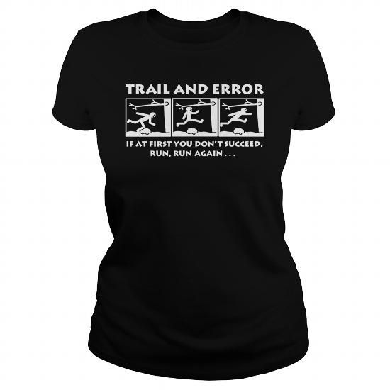 cool trail and error