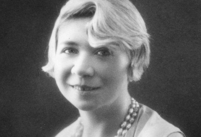 » Efemérides: el 25 de octubre de 1938 muere en Mar del Plata la poeta Alfonsina Storni