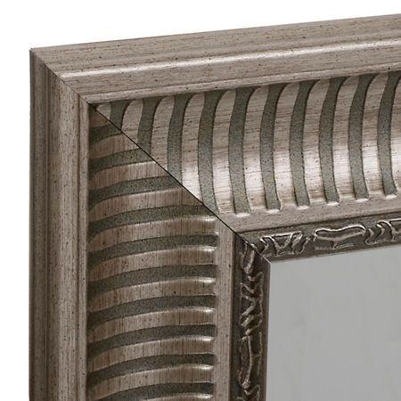 Silver Framed Mirror, 28x34 | Kirklands