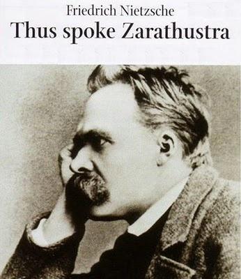 therapeutic philosophy in nietzsches thus spoke zarathustra Friedrich nietzsche philosophy superman overman thus spake zarathustra ecce homo.