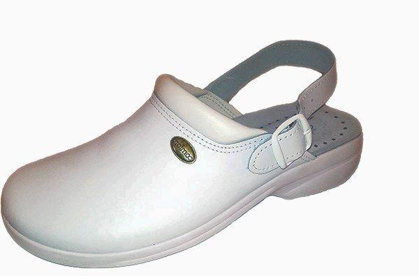 csatos klumpa SC1500 fehér 35-48 (ISO 20347)