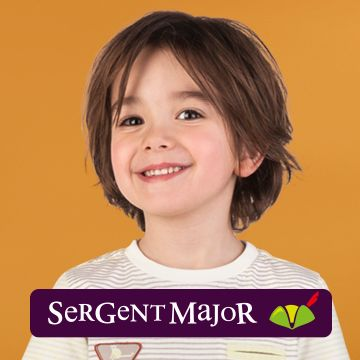 Sergent Major - Always here for your kids!