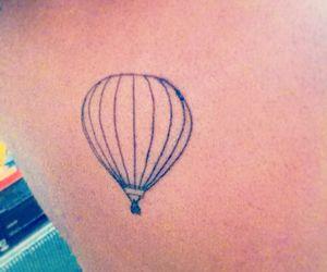 hot air balloon tattoo - Google zoeken                                                                                                                                                     More
