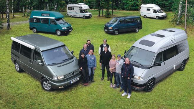 AUTO BILD Klassik 2017 // Heft 5, Vergleich gebrauchte T4 / Vergleich VW T6 Camper
