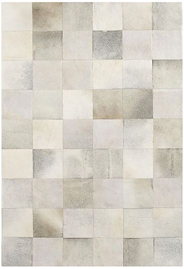 Wovenground | Leather Rugs | Squares Rugs