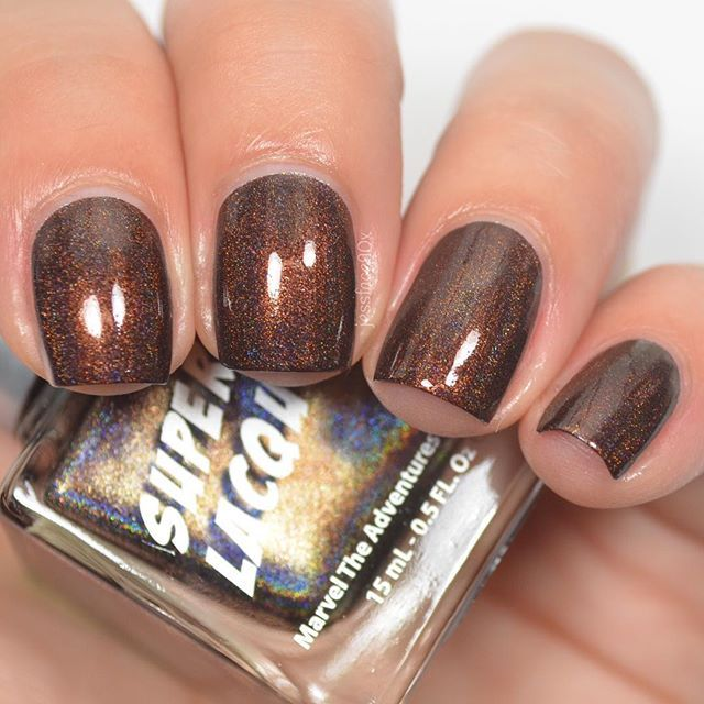 """Super Chic Lacquer """"Awesome Sauce"""" from the new Urban Dictionary collection 2016"""