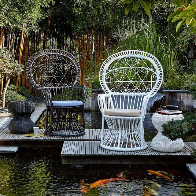 18 best la redoute id es d co images on pinterest backyard seating acacia and benches - Comment se procurer le catalogue de la redoute ...