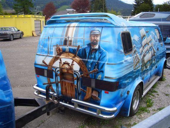 MOPARRONNIE 1976 Dodge Ram Van 150 22139320015_large